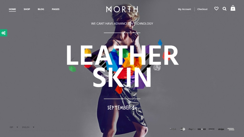 great WordPress store themes
