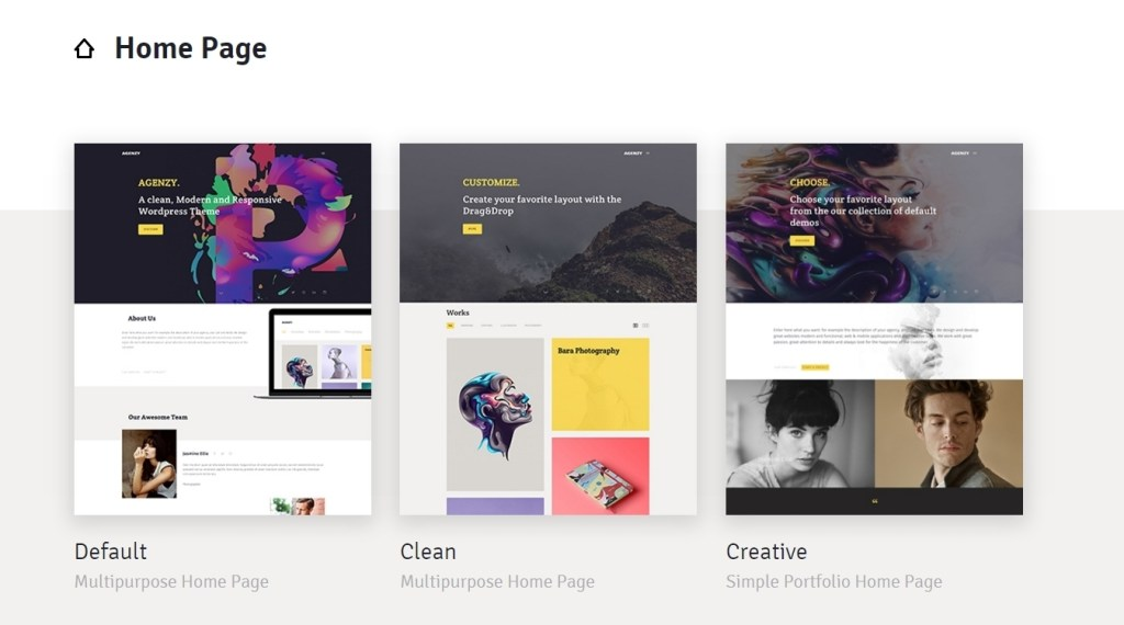 professional best web agency template 2016