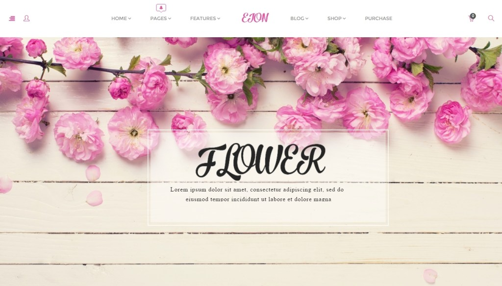 the best flower shop wordpress themes 2016 3