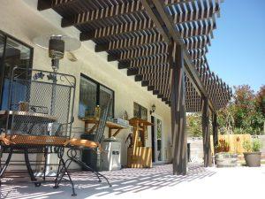 custom lattice patio covers las vegas