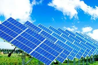 В Чернобыле официально открыли солнечную электростанцию