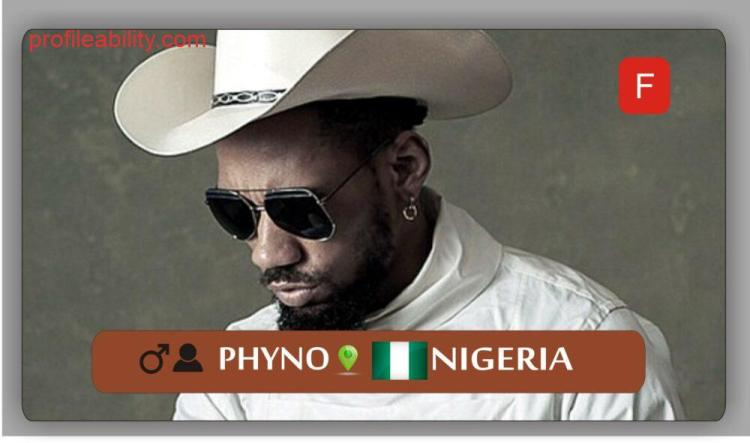 Phyno   ProfileAbility