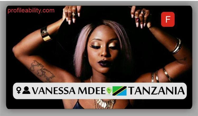vanessa-mdee_profile