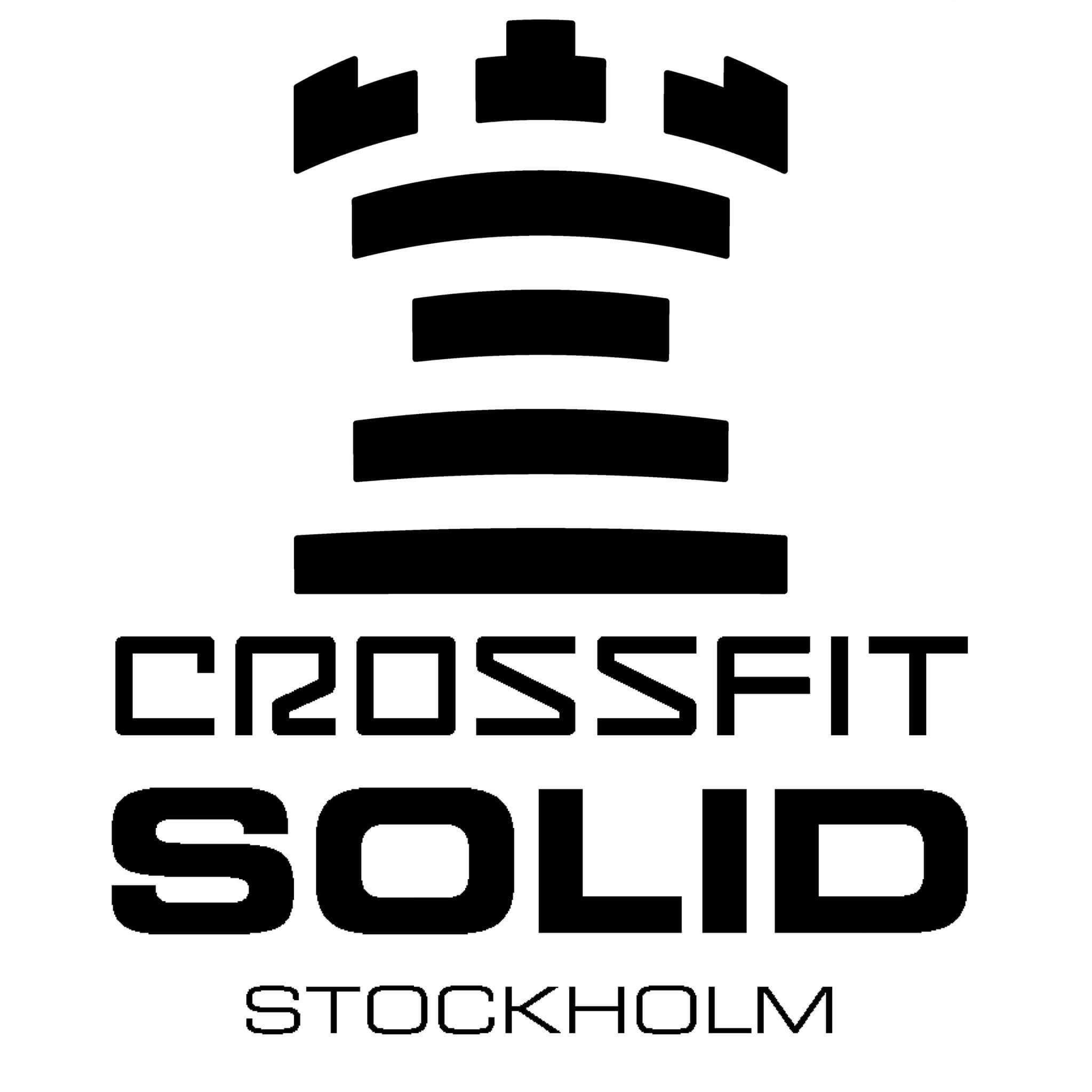 Affiliate Crossfit Solid