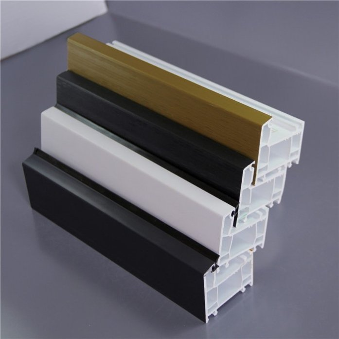 pvc profile for window and door