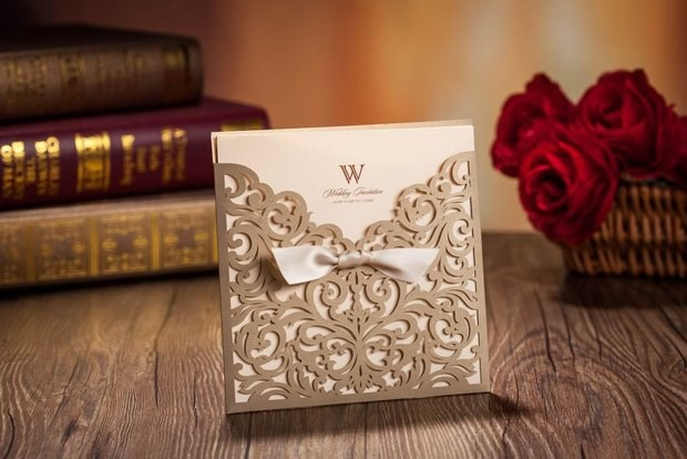 7 Innovative Wedding Card Ideas