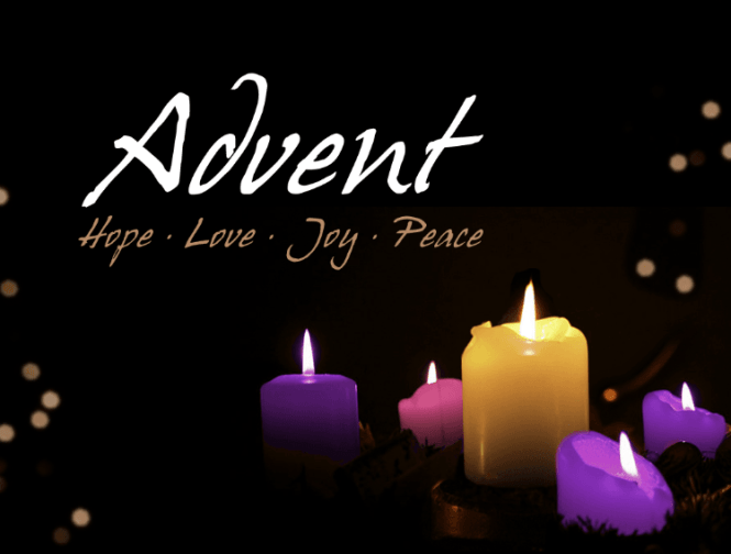 advent profile picture frame