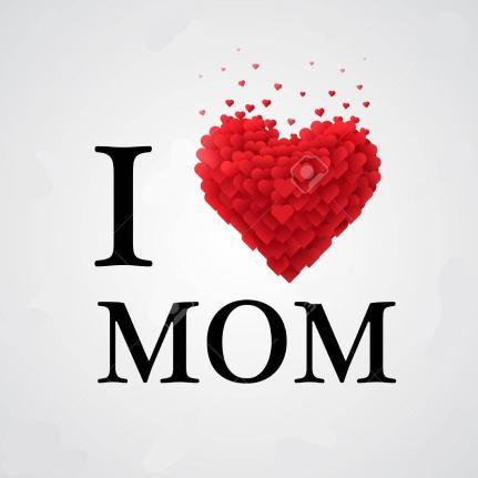 I Love You Mom Profile Picture Frame For Facebook Profilesframe Com