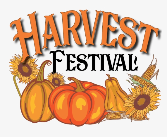 Harvest Festival Profile Picture Frame