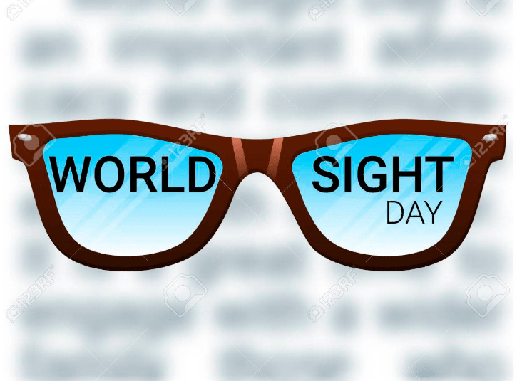 World Sight Day Profile Picture Frame