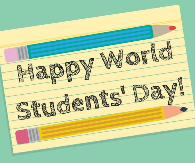World Students Day Frame