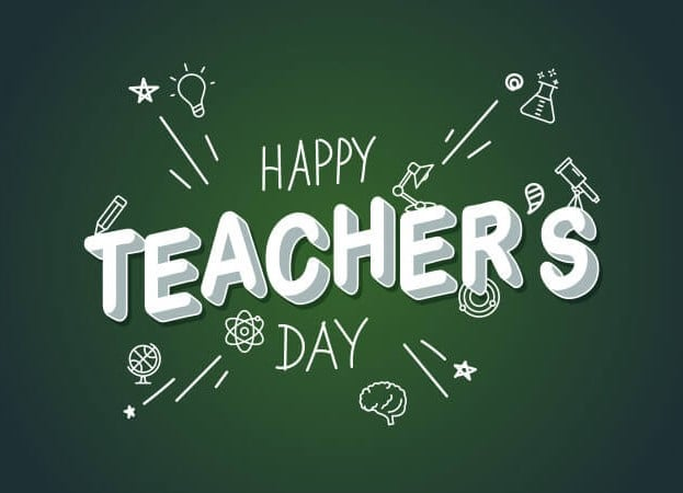 World Teachers Day Profile Picture Frame