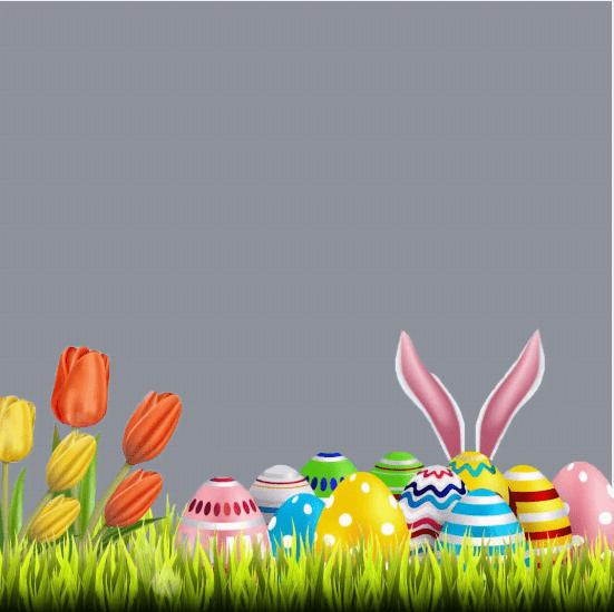 Easter Sunday Frame