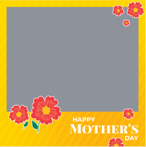 Mothers Day Profile Frame