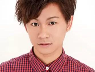 男性俳優のプロフィール写真