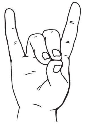 e6b155f4d Je potrebné pripojiť palec palca s vankúšikmi stredného a krúžkového prsta,  a narovnajte ukazovák a malé prsty. Držte ruky v tejto polohe po dobu 15  minút.