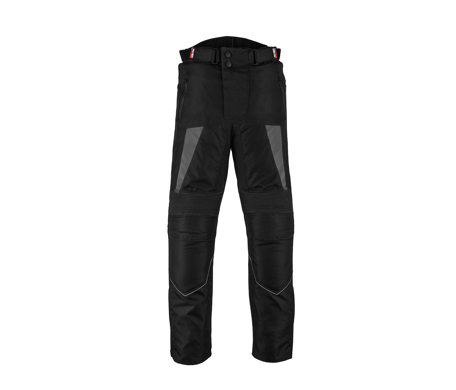 Women Motorcycle//Motorbike Big Pocket Waterproof Removable Cordura Textile Trouser Pant for Mens XL Boys Grey