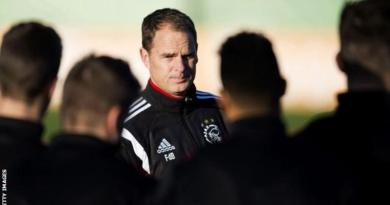 Frank de Boer: What Crystal Palace can expect from new manager