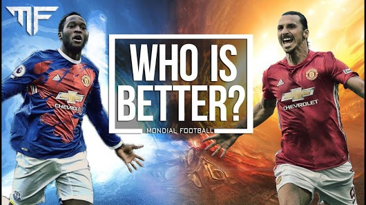 Lukaku Or Ibrahimovic : Who is Better ?