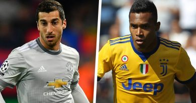 January transfer news & rumours: Man Utd want Alex Sandro swap deal
