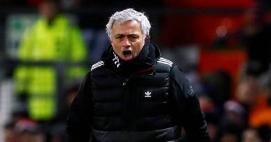 Jose Mourinho uses programme notes to reiterate 'the reality' for Manchester United