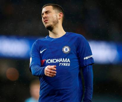 Chelsea players fear Conte tactics will hasten Hazard departure