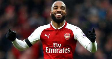 'Lacazette was not himself in early Arsenal career' - Wenger expects striker to hit top form