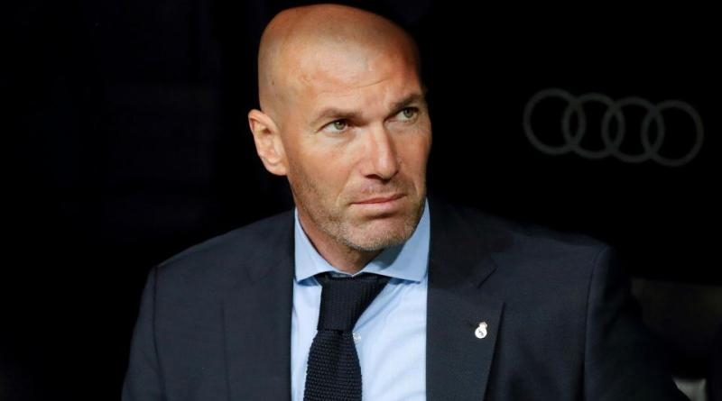 Real Madrid will never sack Zinedine Zidane so he'll have to resign, ex-president says