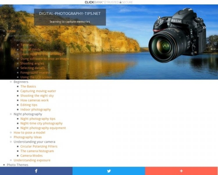 The Complete Digital Slr Photography Guide
