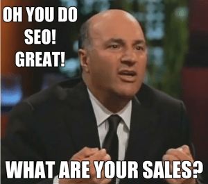 what are your sales