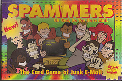 Spammers: The Board Game