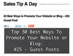30 Best Ways to Promote Your Website or Blog -...