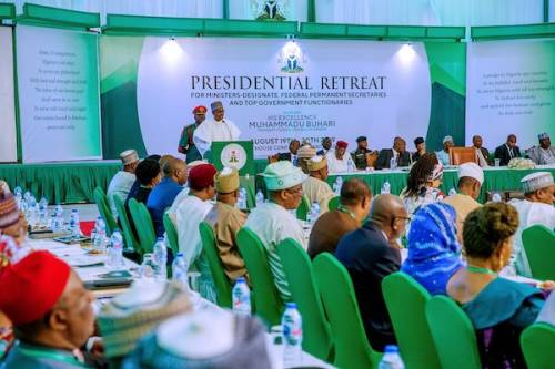 President Buhari suspends International travels for ministers, others