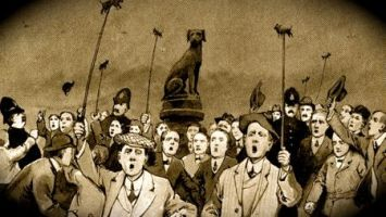 Edward K. Ford (1908) The Brown Dog and His Memorial | Protest | Professor Joe Cain