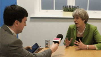 Interview with Prime Minister