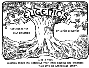 Logo from the Second International Eugenics Conference, 1921