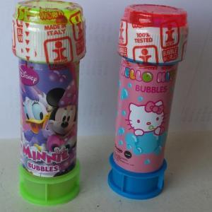 Tubo de bolas Disney ou Hello Kitty