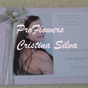 Livro de honra com personalização de capa com foto