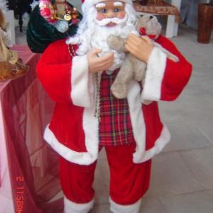 Pai Natal 1,20cm