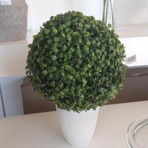 Bola de Buxus artificial média 30cm