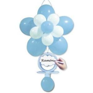 Decoração batizado balões 2