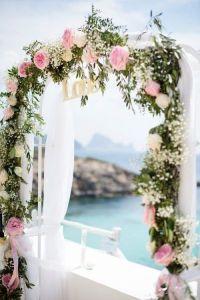 Arco para casamentos