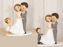 Topo bolo personalizavel com varias figuras