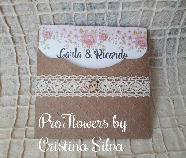 Convite Floral 2
