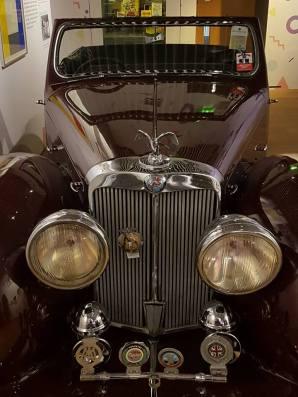 Bergerac's Car