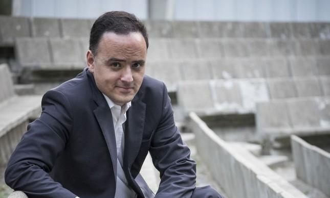 O cientista político português João Pereira Coutinho