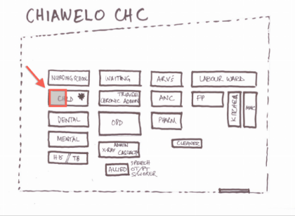 Map Chiawelo CHC copy