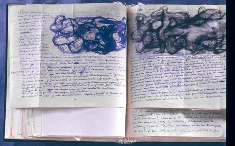 ne parmi les centaines de lettres de Jacques Zwobada à Antonia Fiermonte