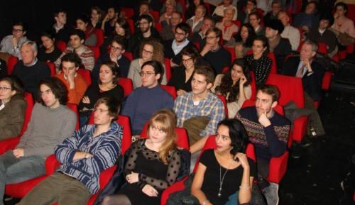 Le public du Brady lors de l'avant-première du film, le 10 décembre dernier