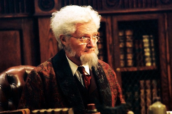 "Horace Slughorn, un professeur ""normal"" ? 